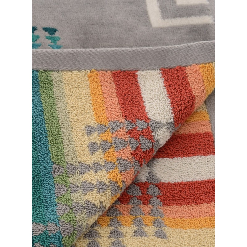 Jacquard Towel Chief Grey