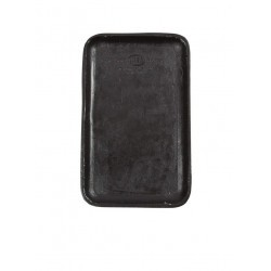 Cast Iron Tray Black