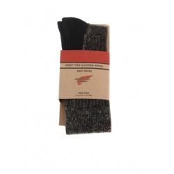 Wool Acrylic Socks