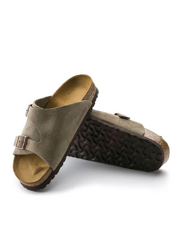Zurich Taupe Sandals