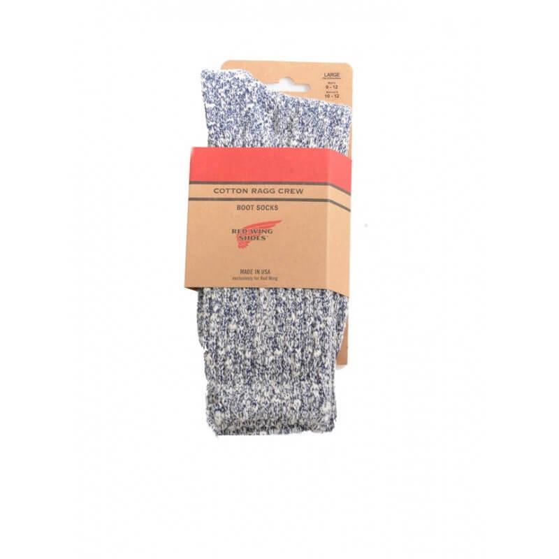 97168 - Cotton Ragg Blue
