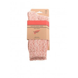 97169 - Cotton Ragg Sock Red