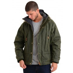 Parka Moutain Wax Green