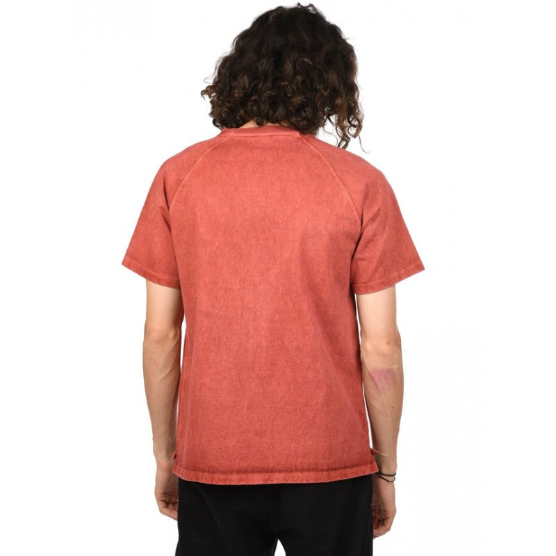 S/s Pocket Tee Red