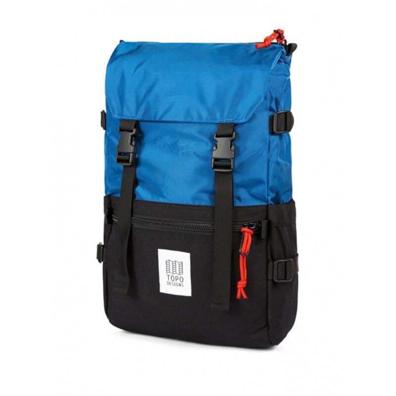 Rover Backpack Blue Black