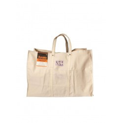 Labour Totebag Large White