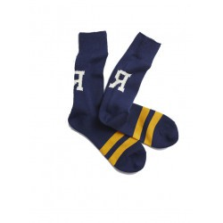 Chaussettes Lettered