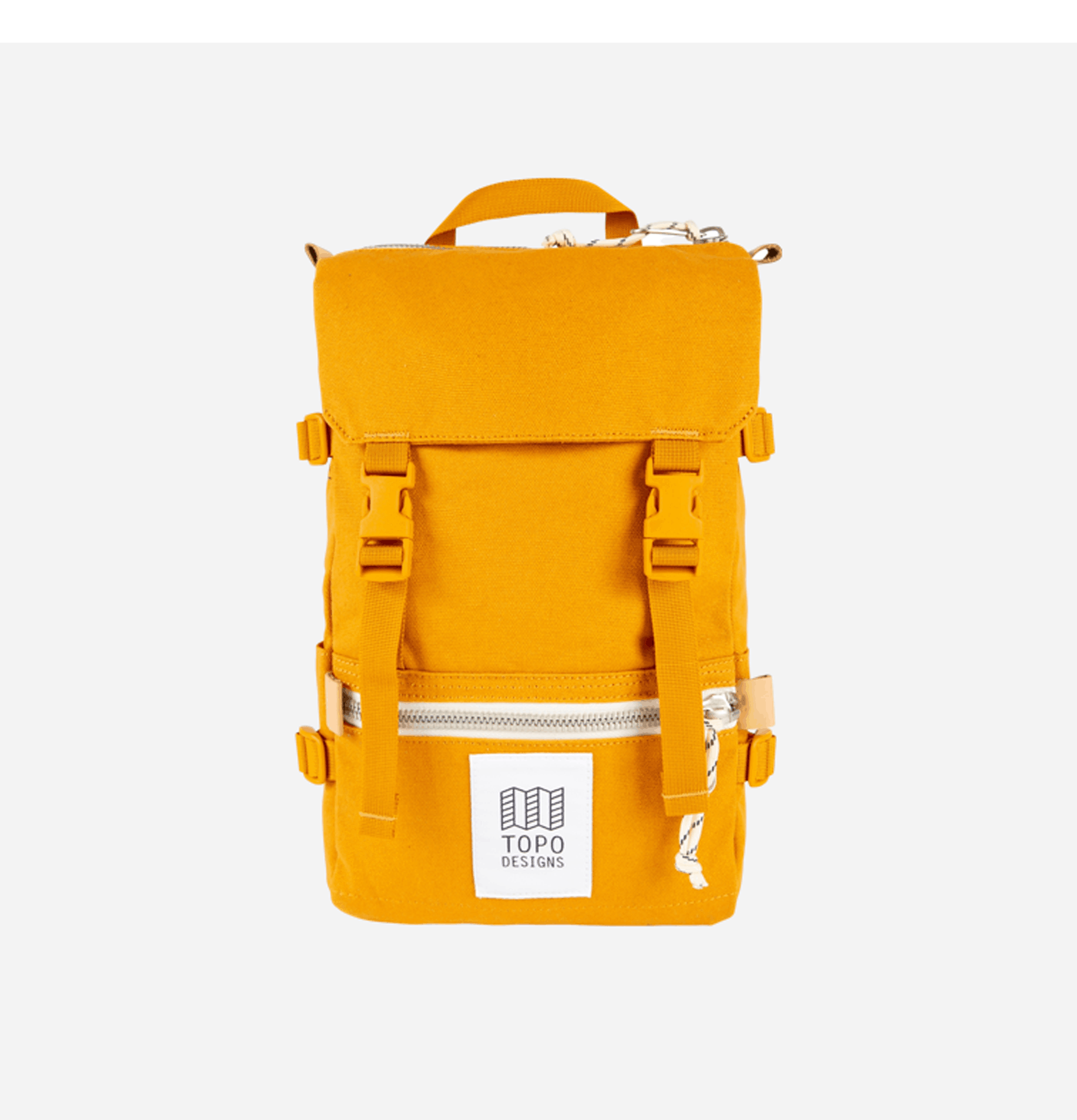 Rover Pack Canvas Yellow