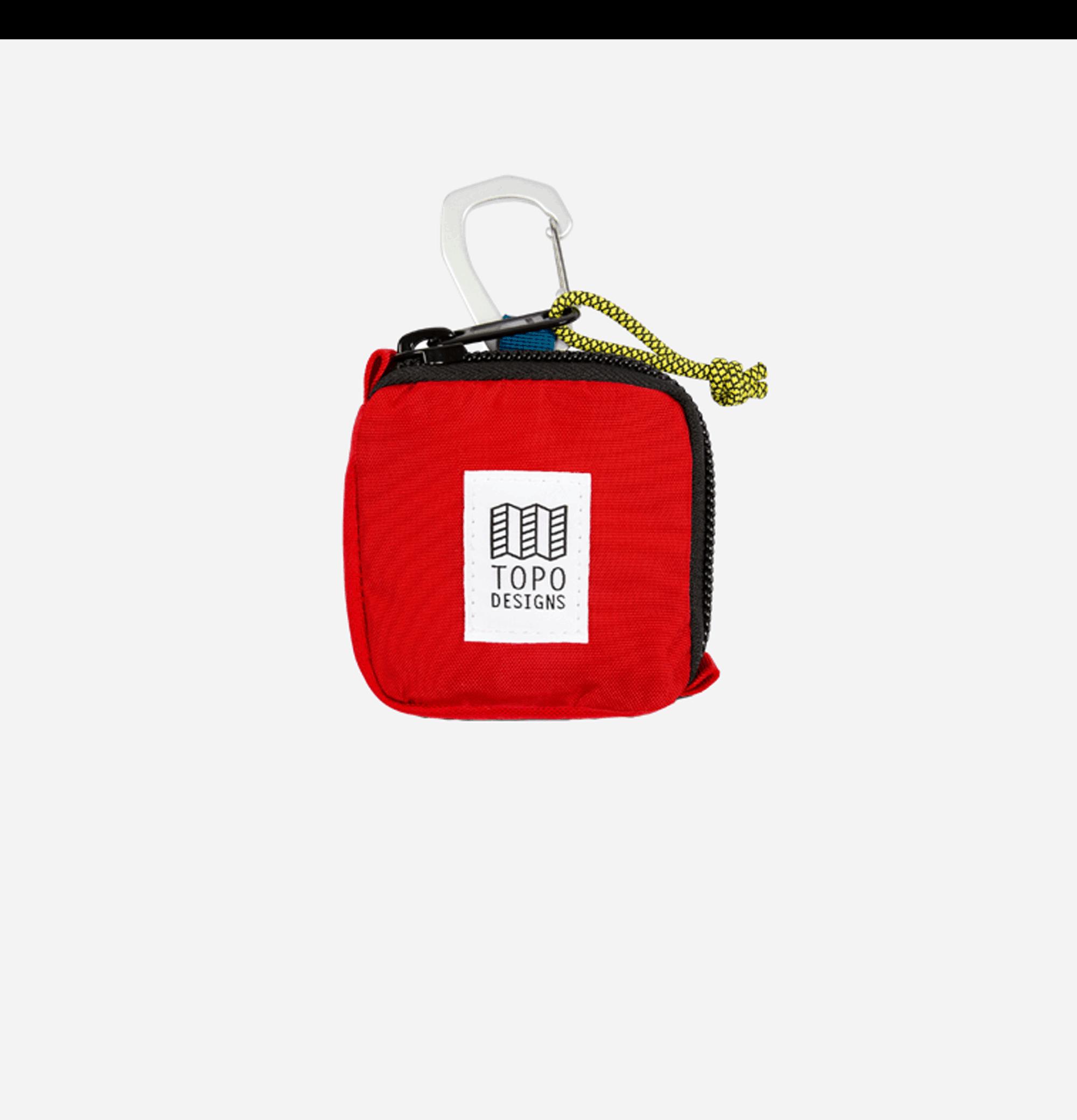 Squarebag Red