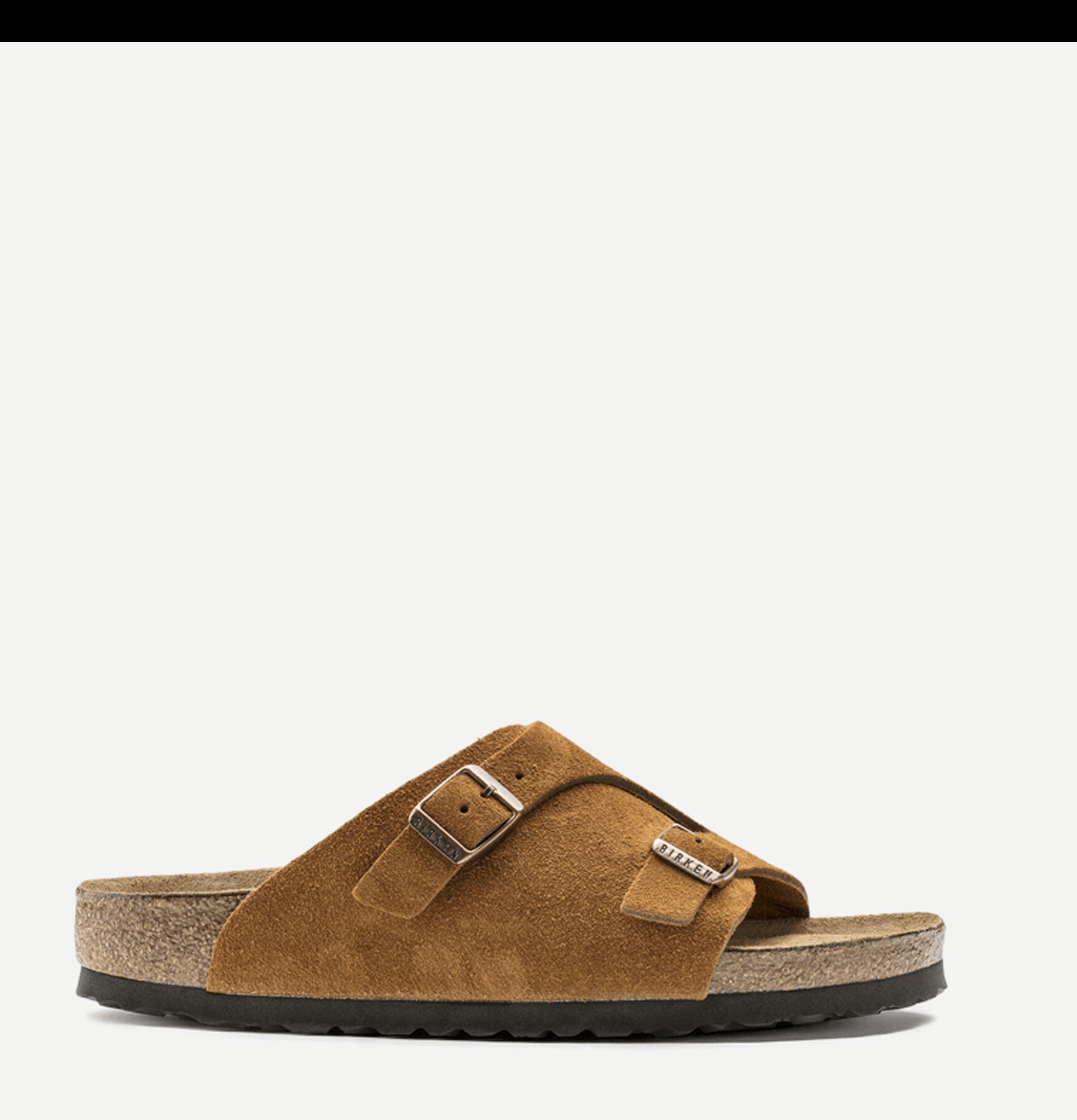 Sandales Zurich Mink Suede