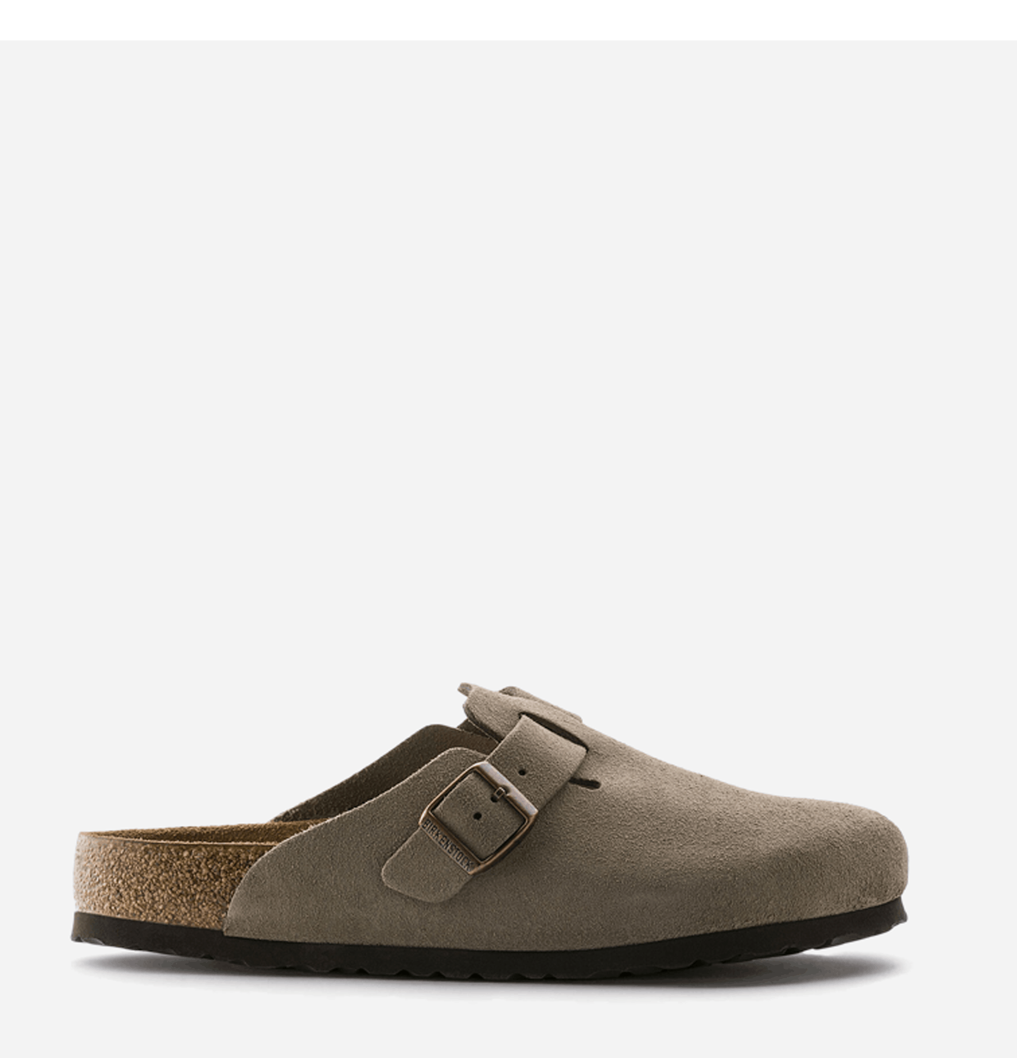 Chaussures Boston Taupe...