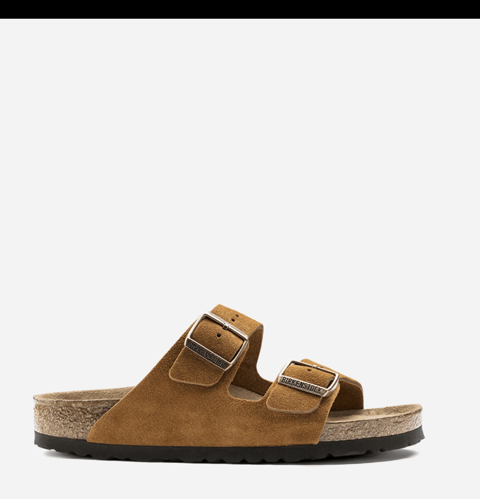 Sandales Arizona Mink Soft...