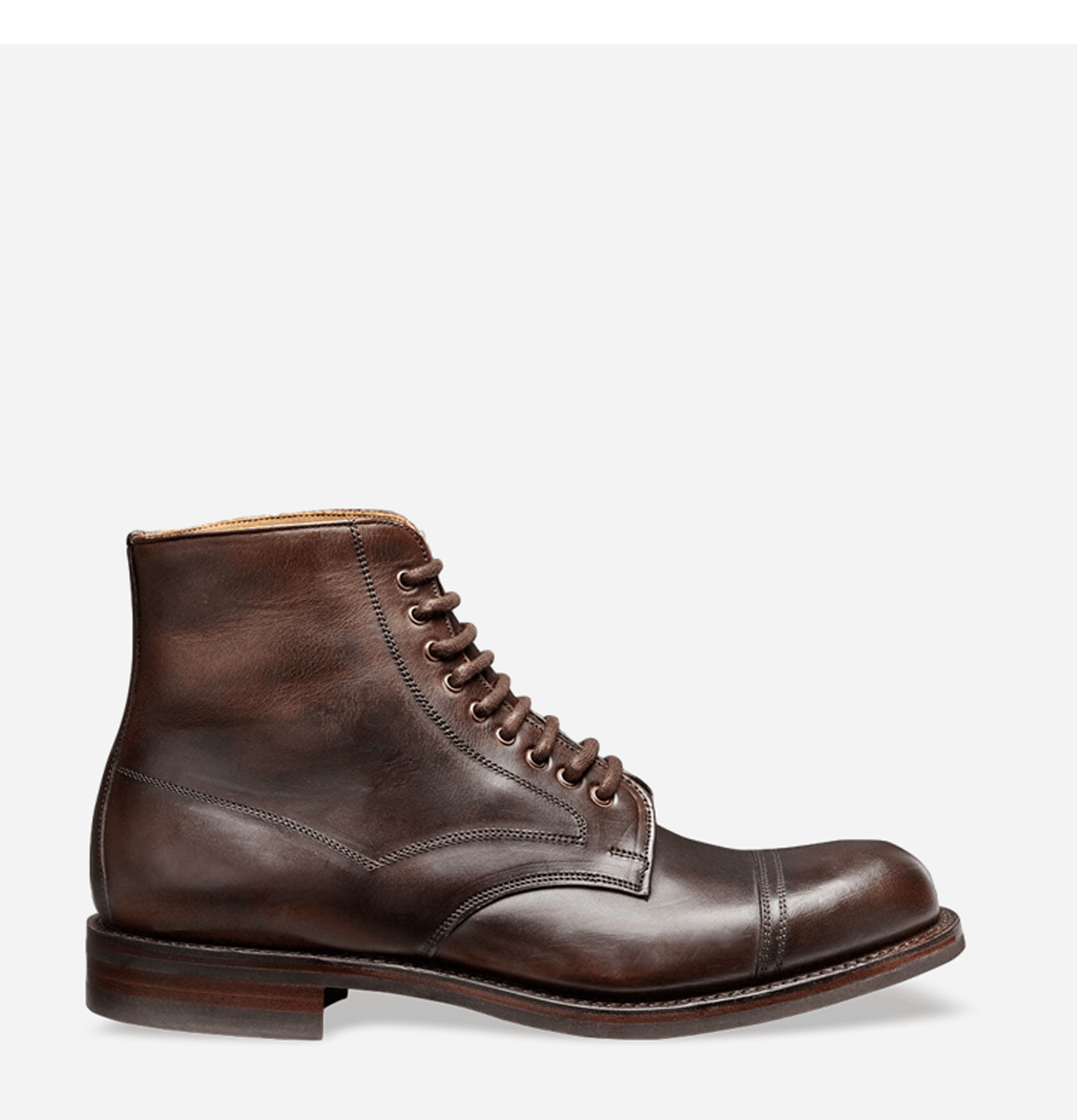 Jarrow Derby Boots Chicago Tan