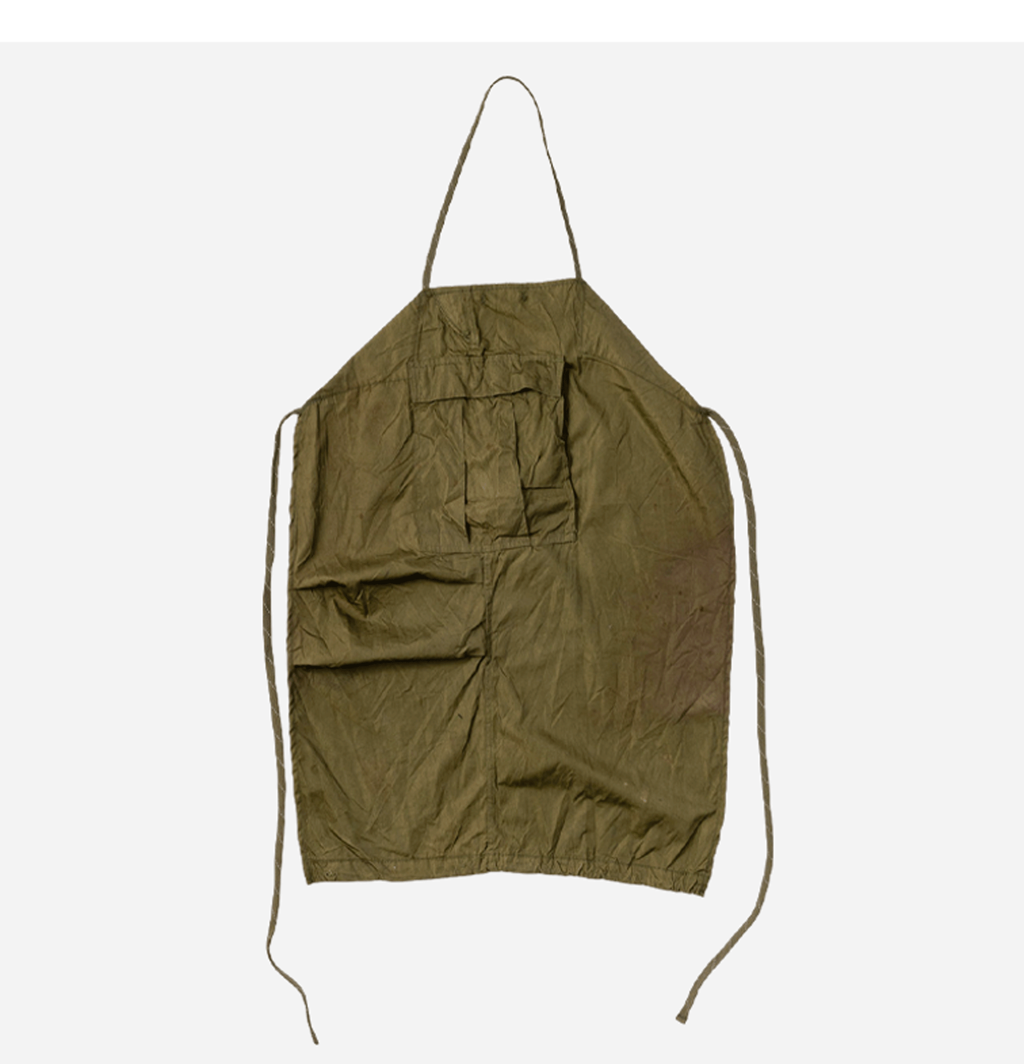 Vintage Trouser Apron