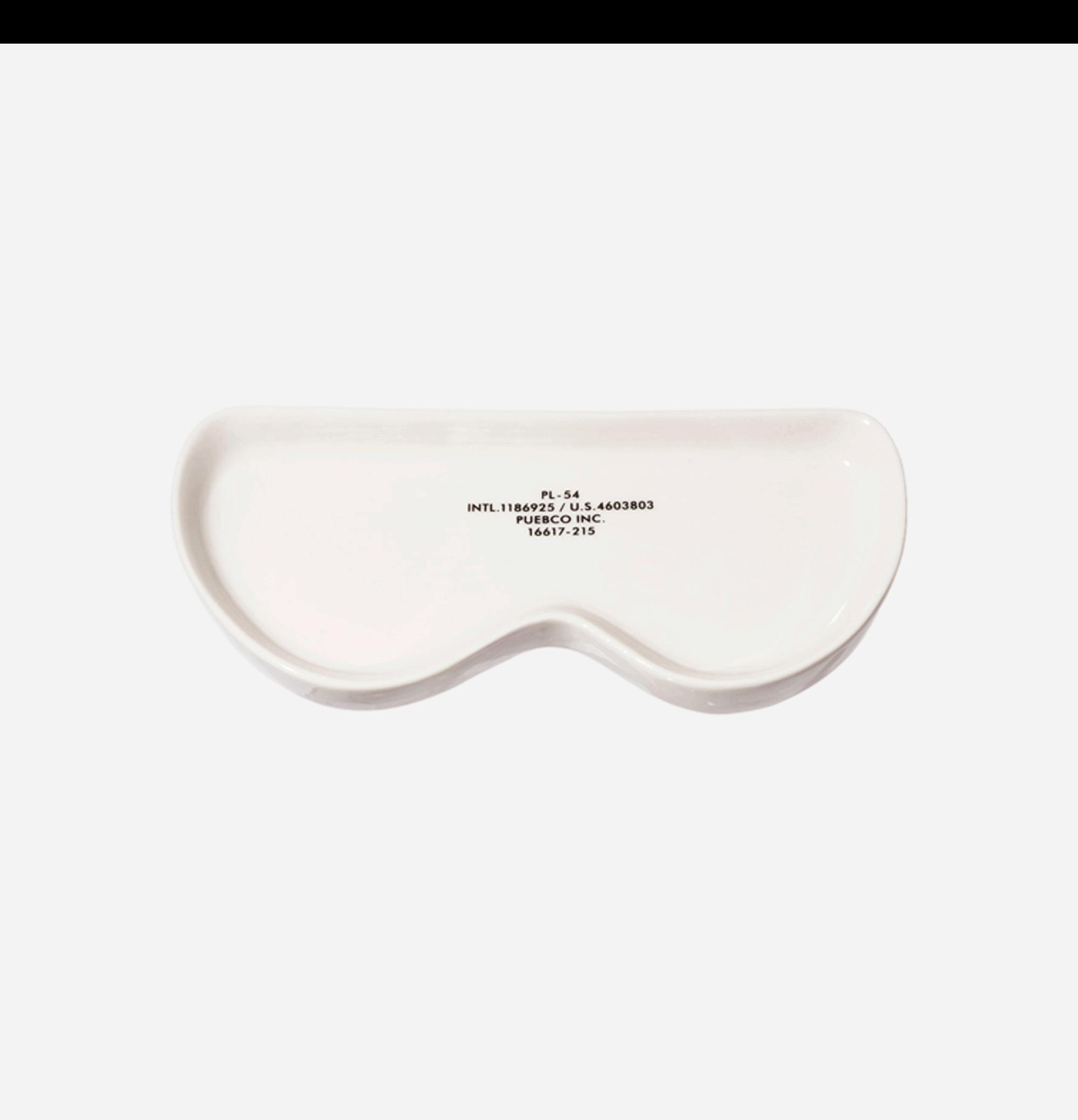 Glasses Tray Round