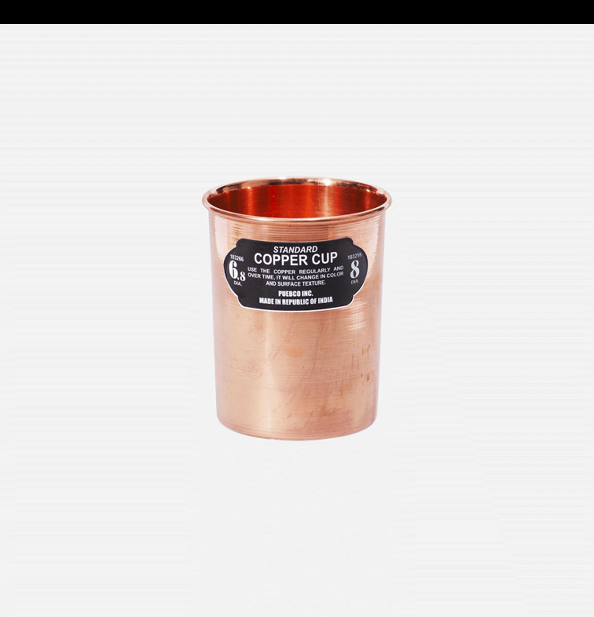 Copper Cup