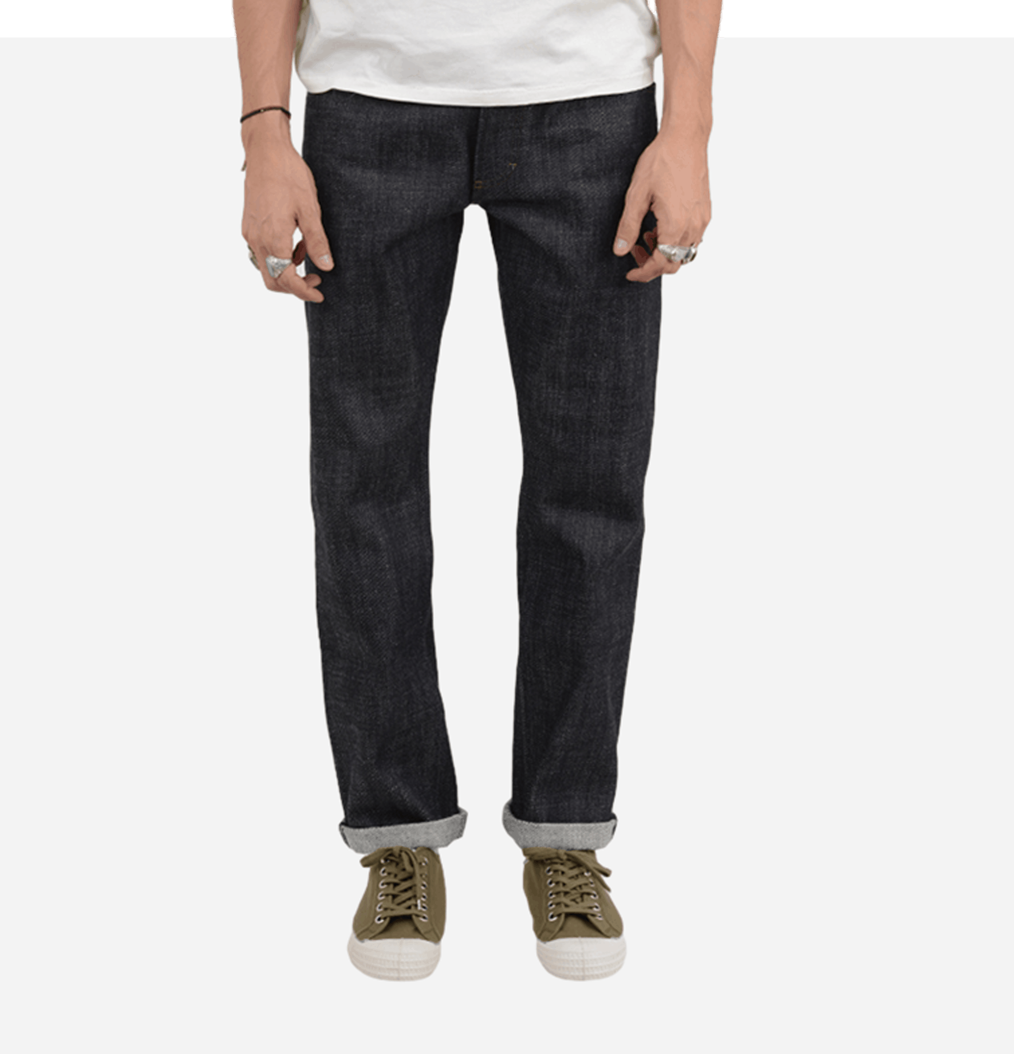 101 Z Jeans 21oz Dry