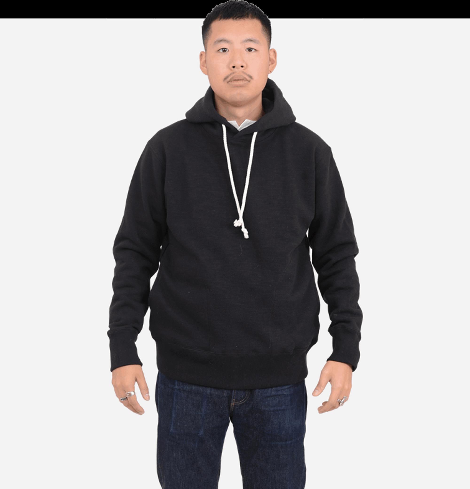 Pullover Sweatshirt Black