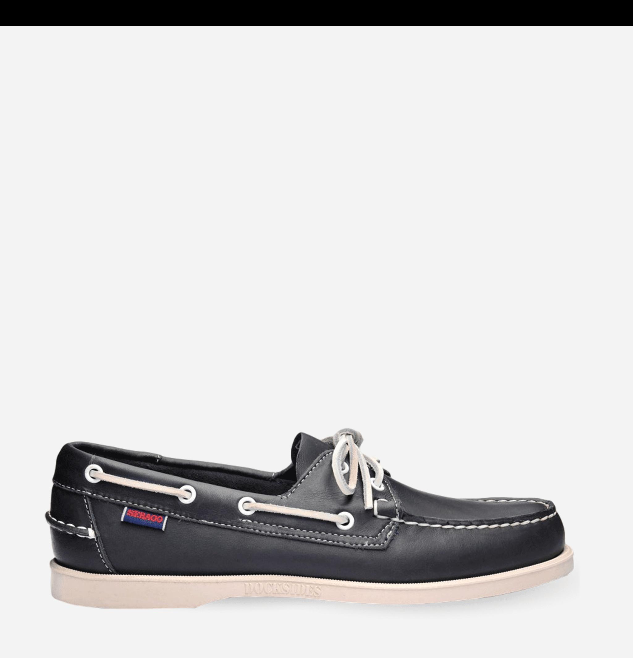 Docksides Shoes Blue Nite