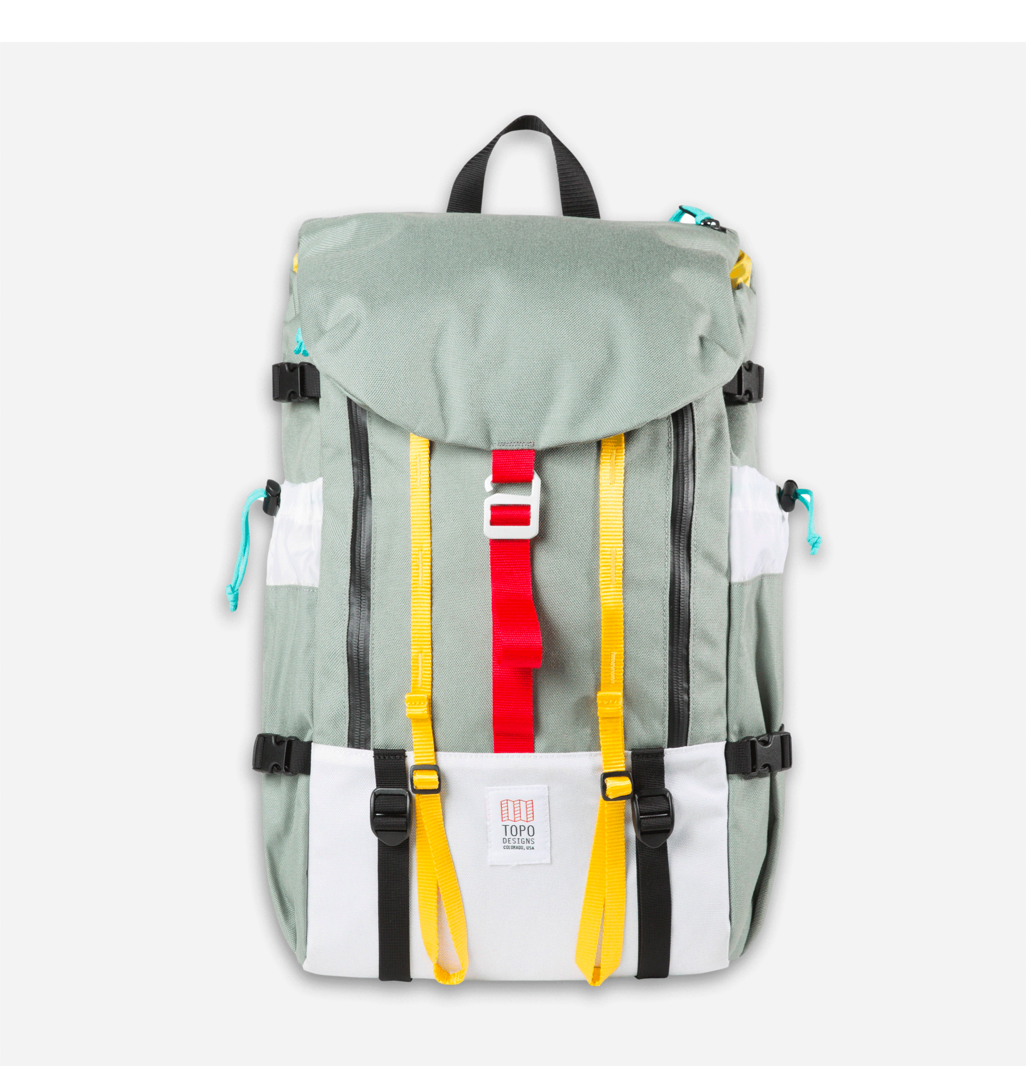 Mountain Pack Silver