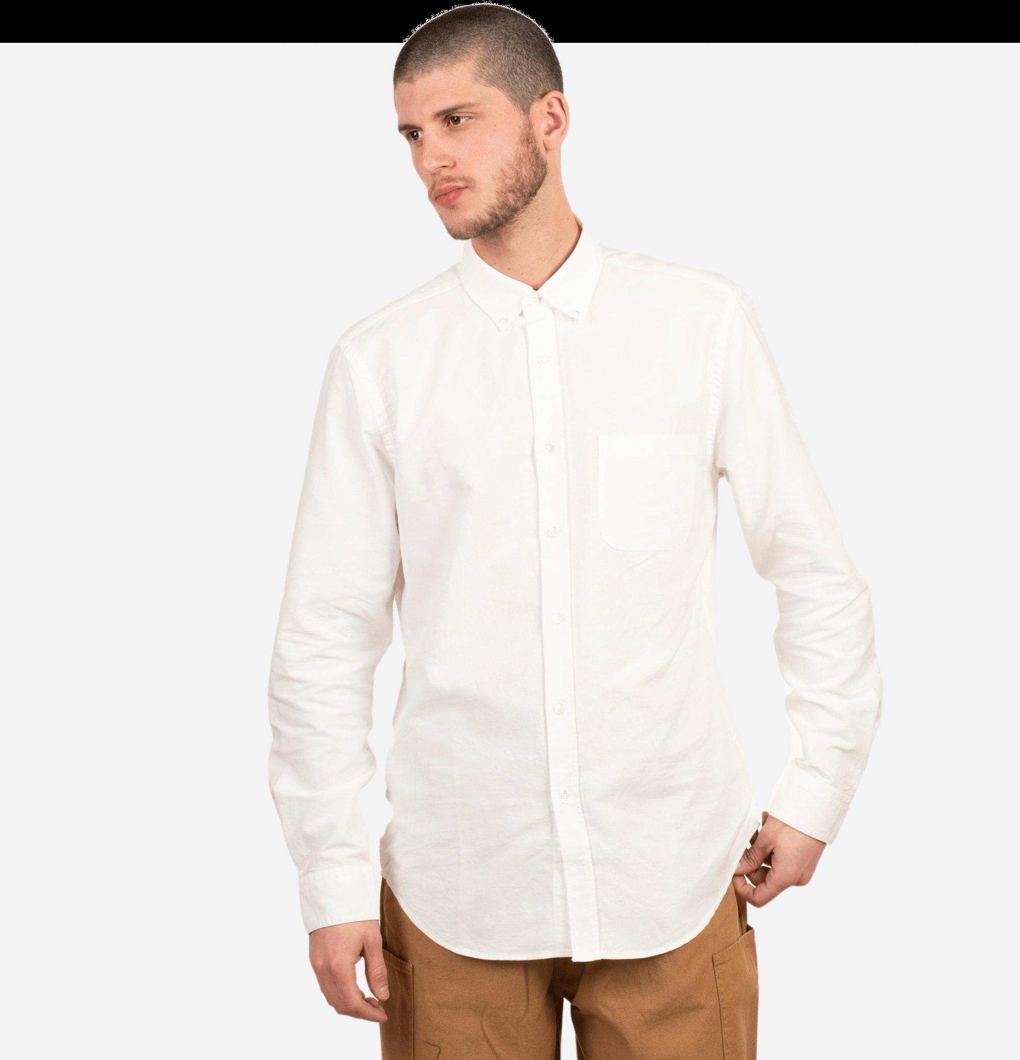 Belavista Shirt White