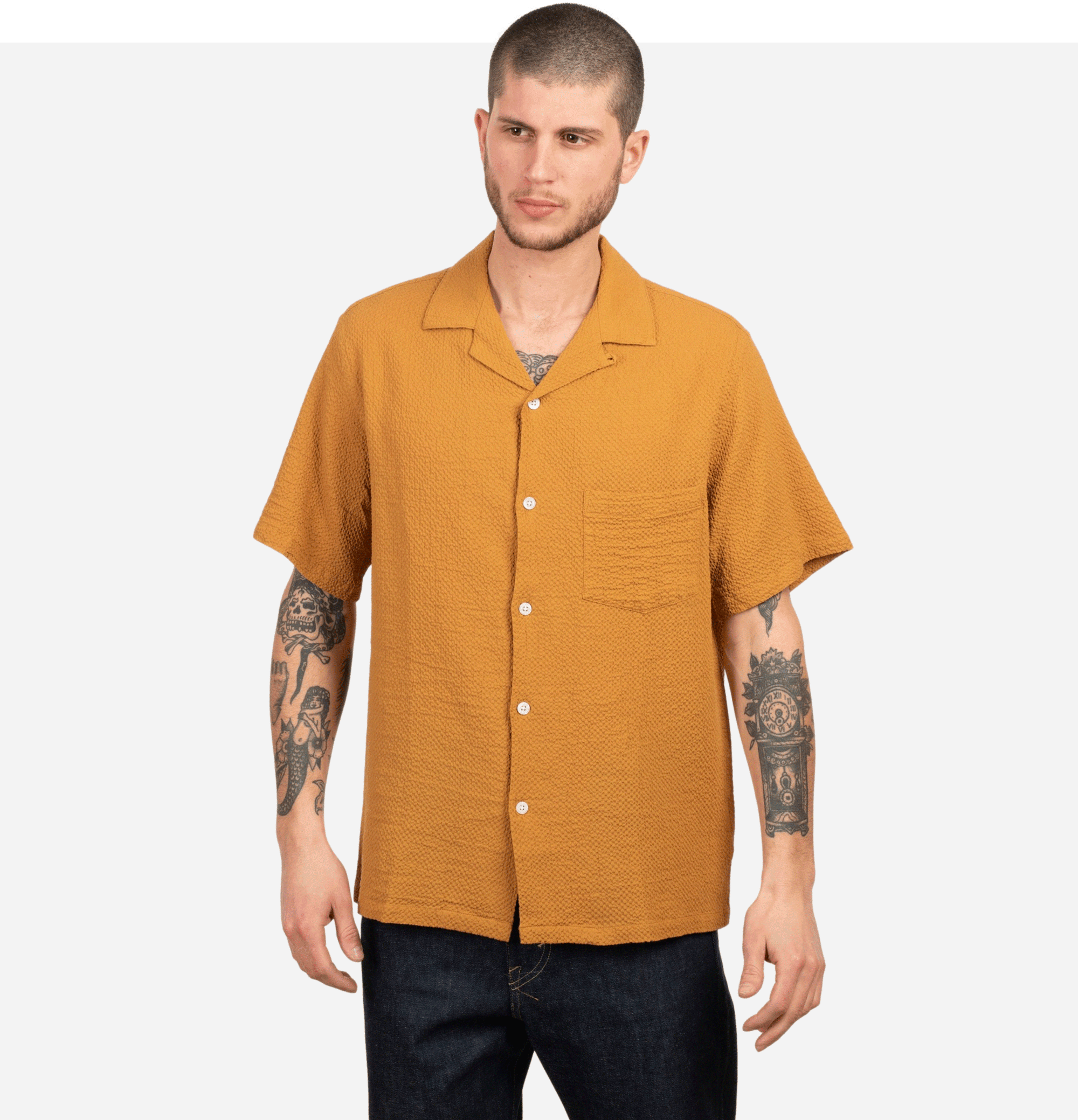 Chemise Flame Toasted