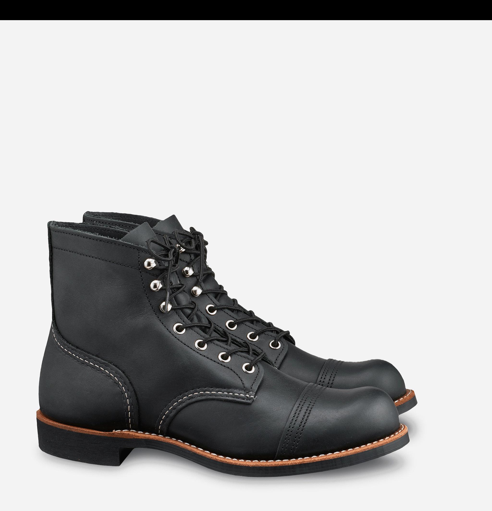 8084 - Iron Ranger Black...