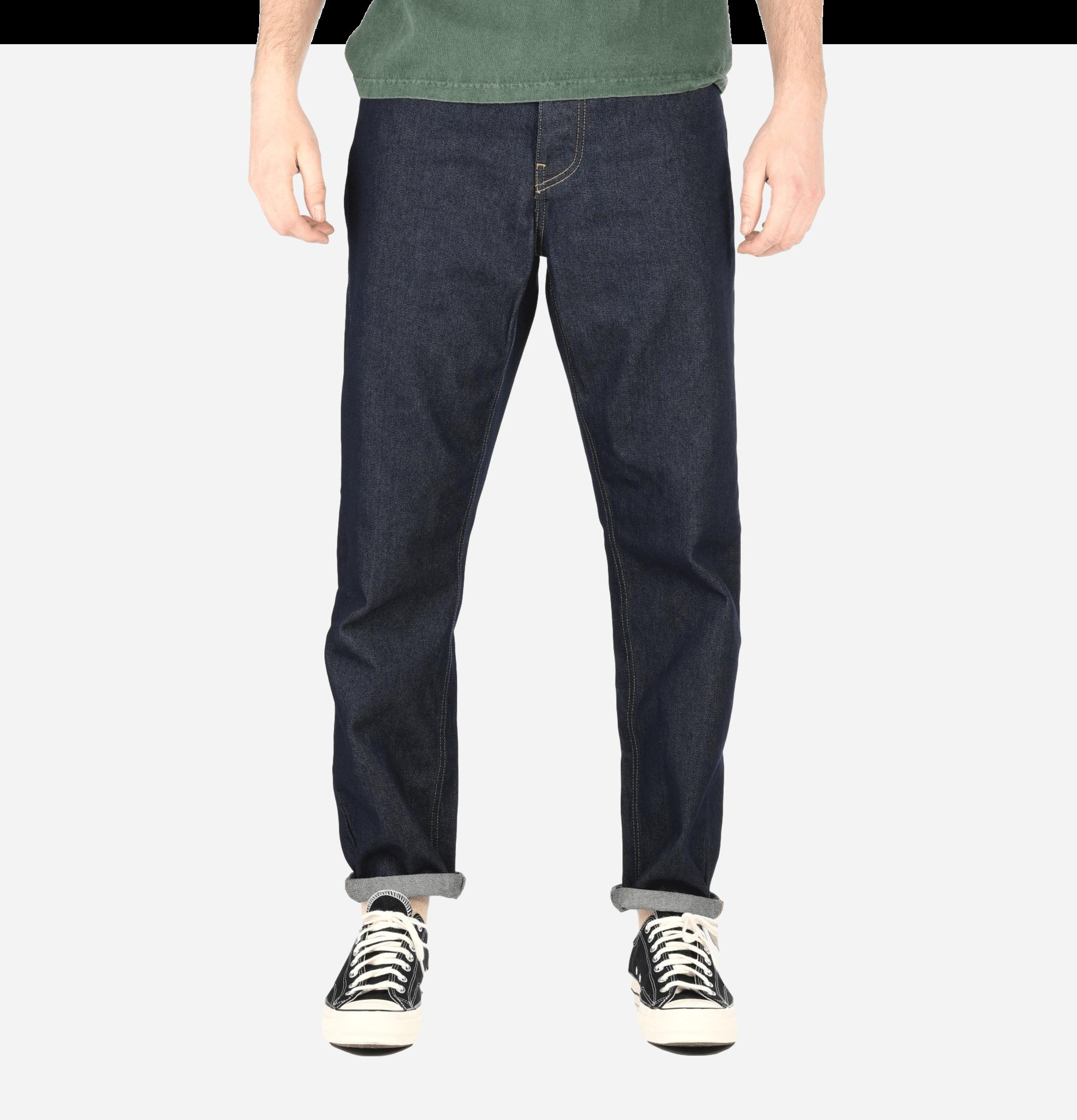 Newel Jeans Blue Rinse