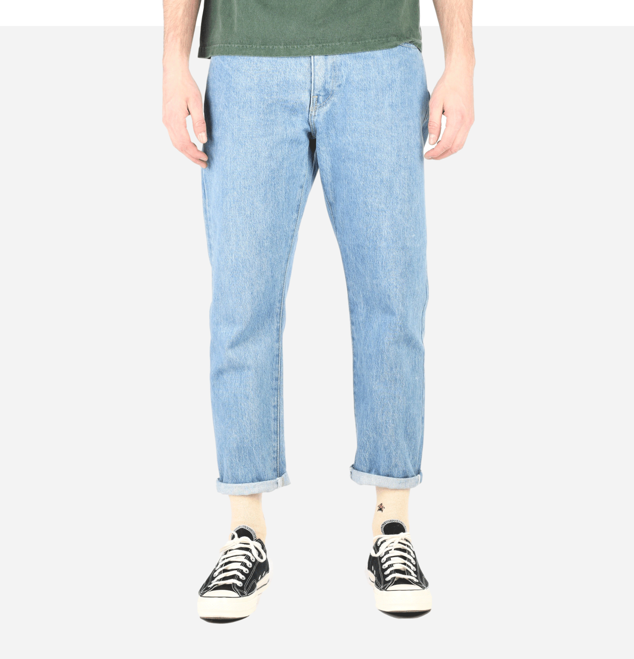 18007 Jeans Ice Wash