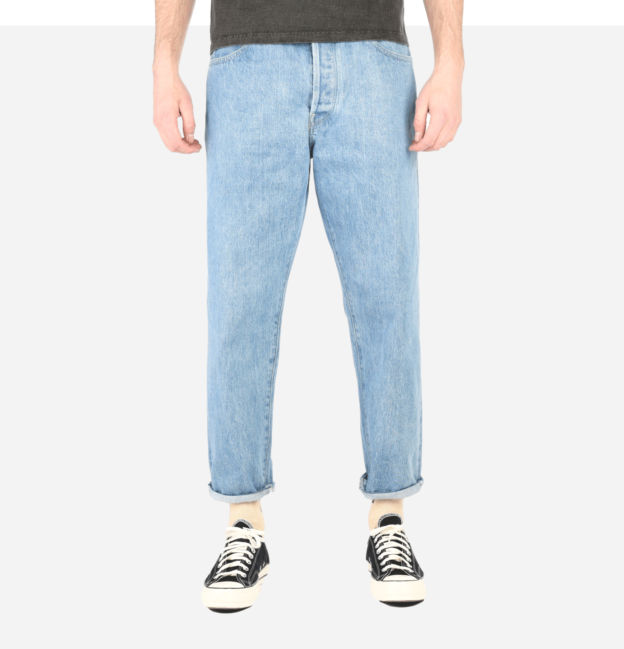 18001 Jeans Ice Wash