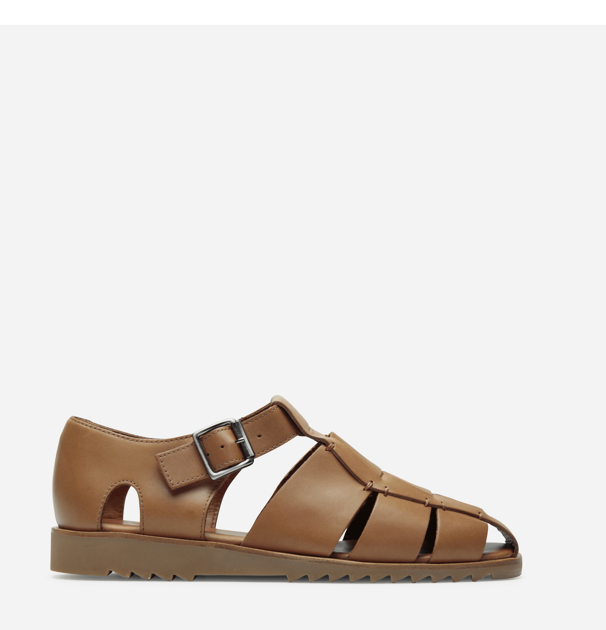 Chaussures Pacific Cognac