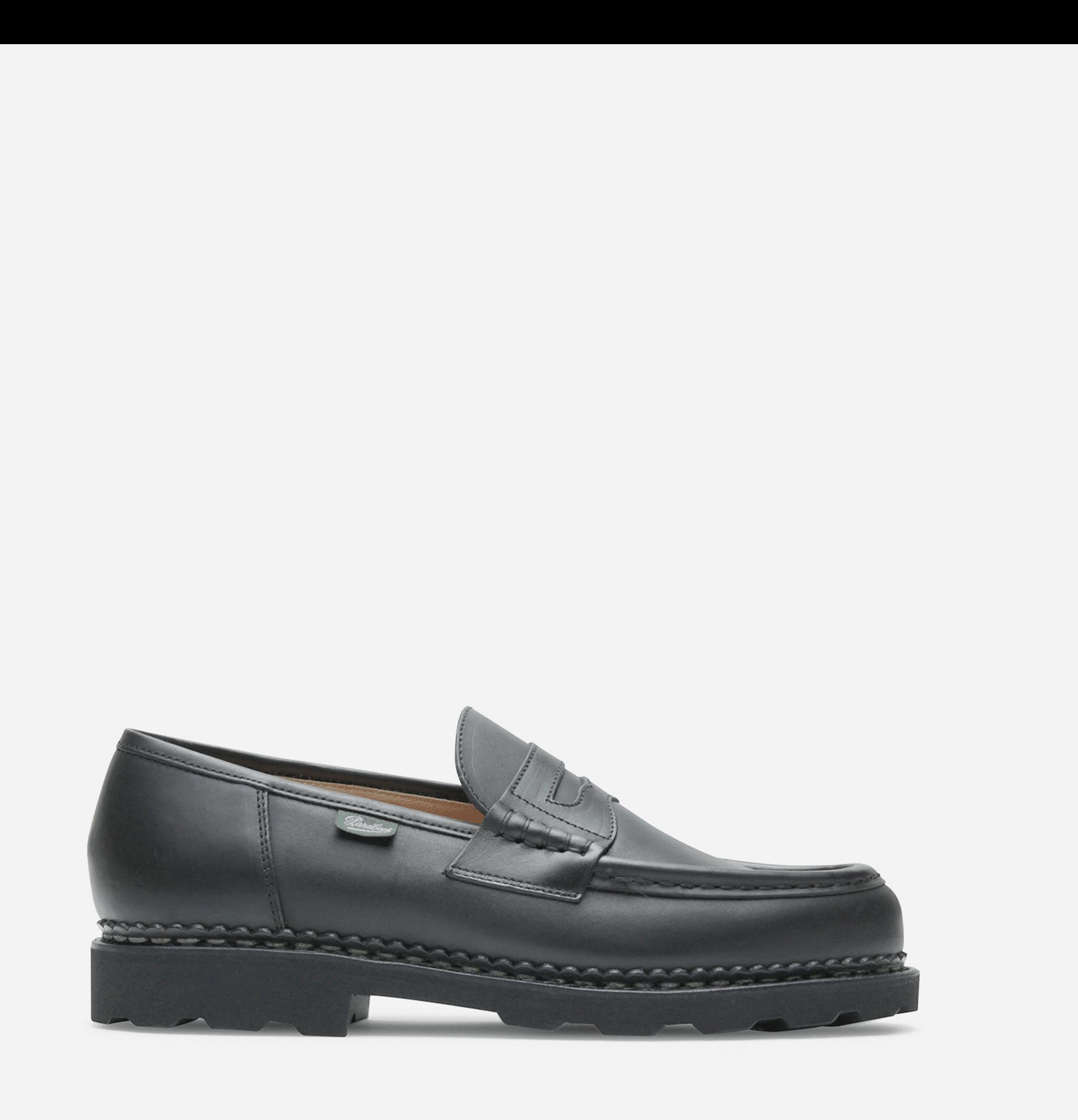 Reims Shoes Black