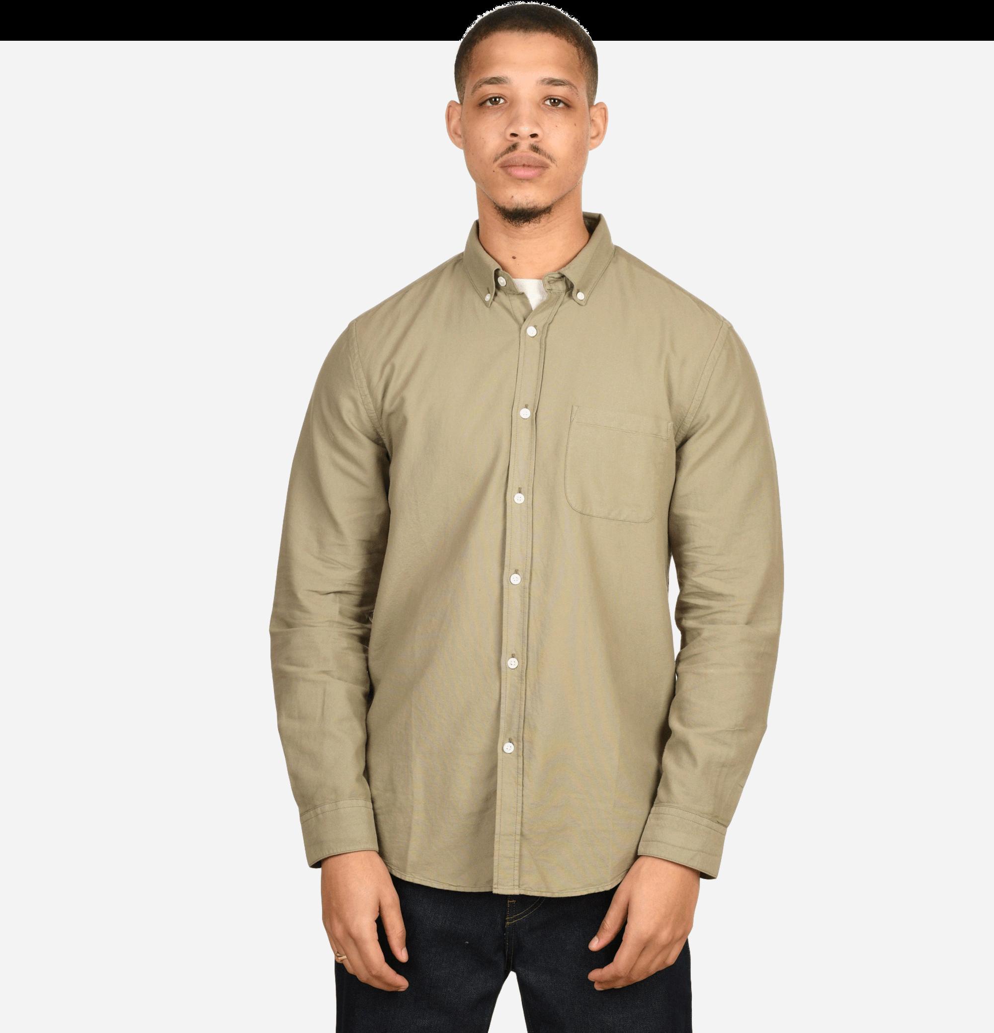 Belavista Shirt Olive