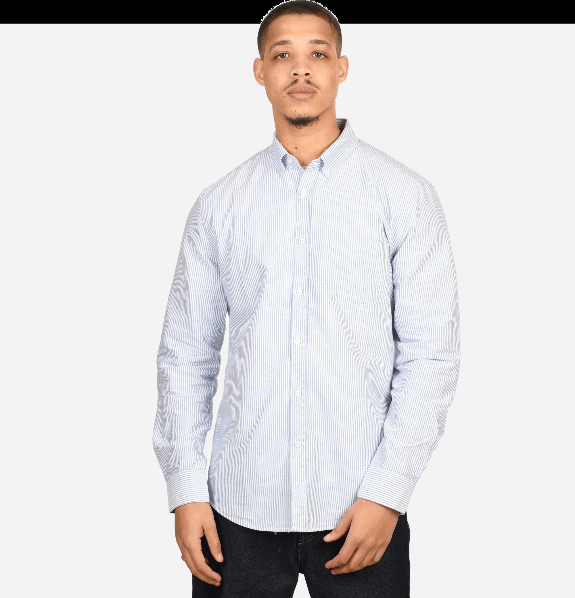 Belavista Shirt Stripe Blue