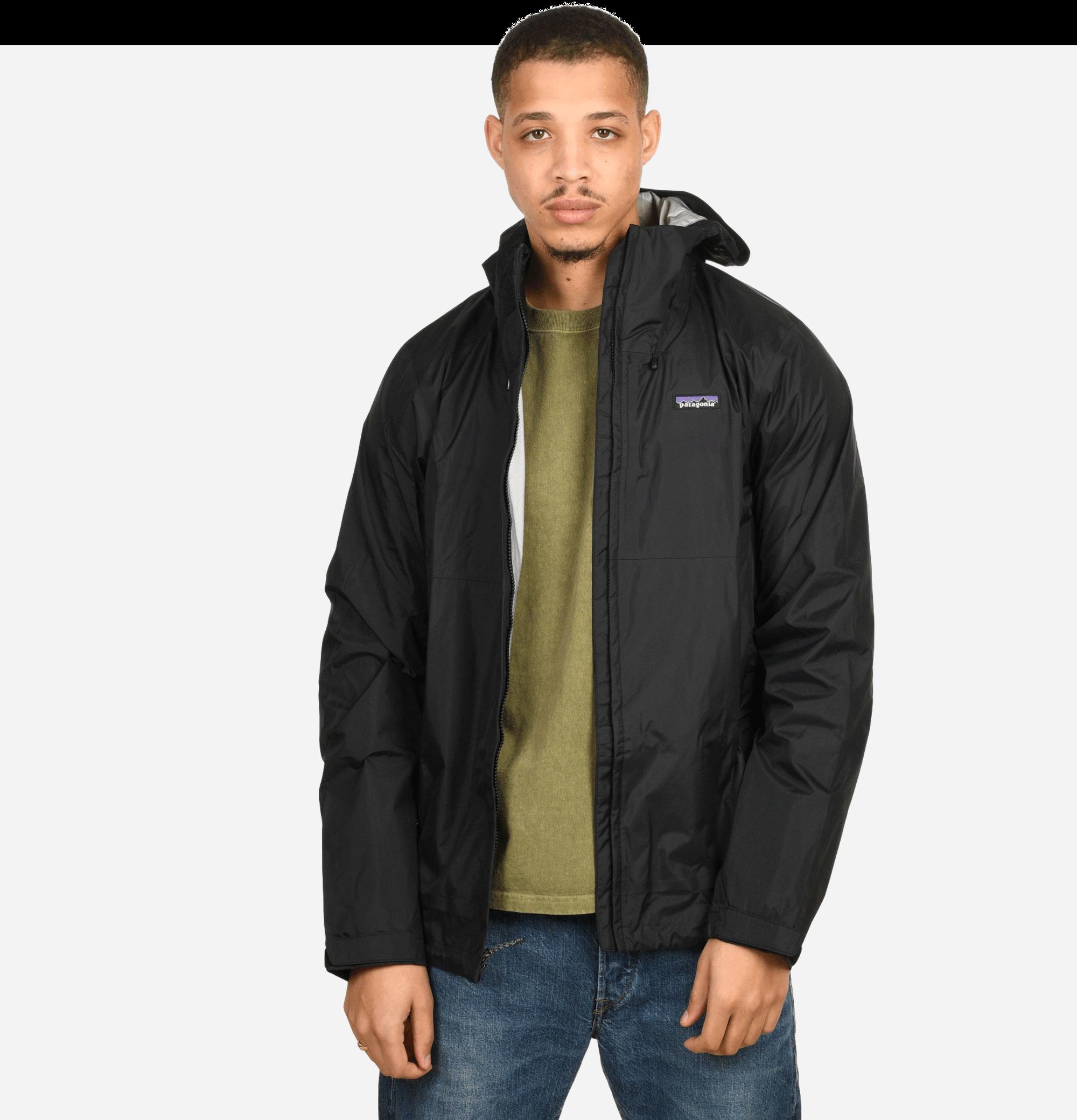 Torrentshell 3L Jacket Black