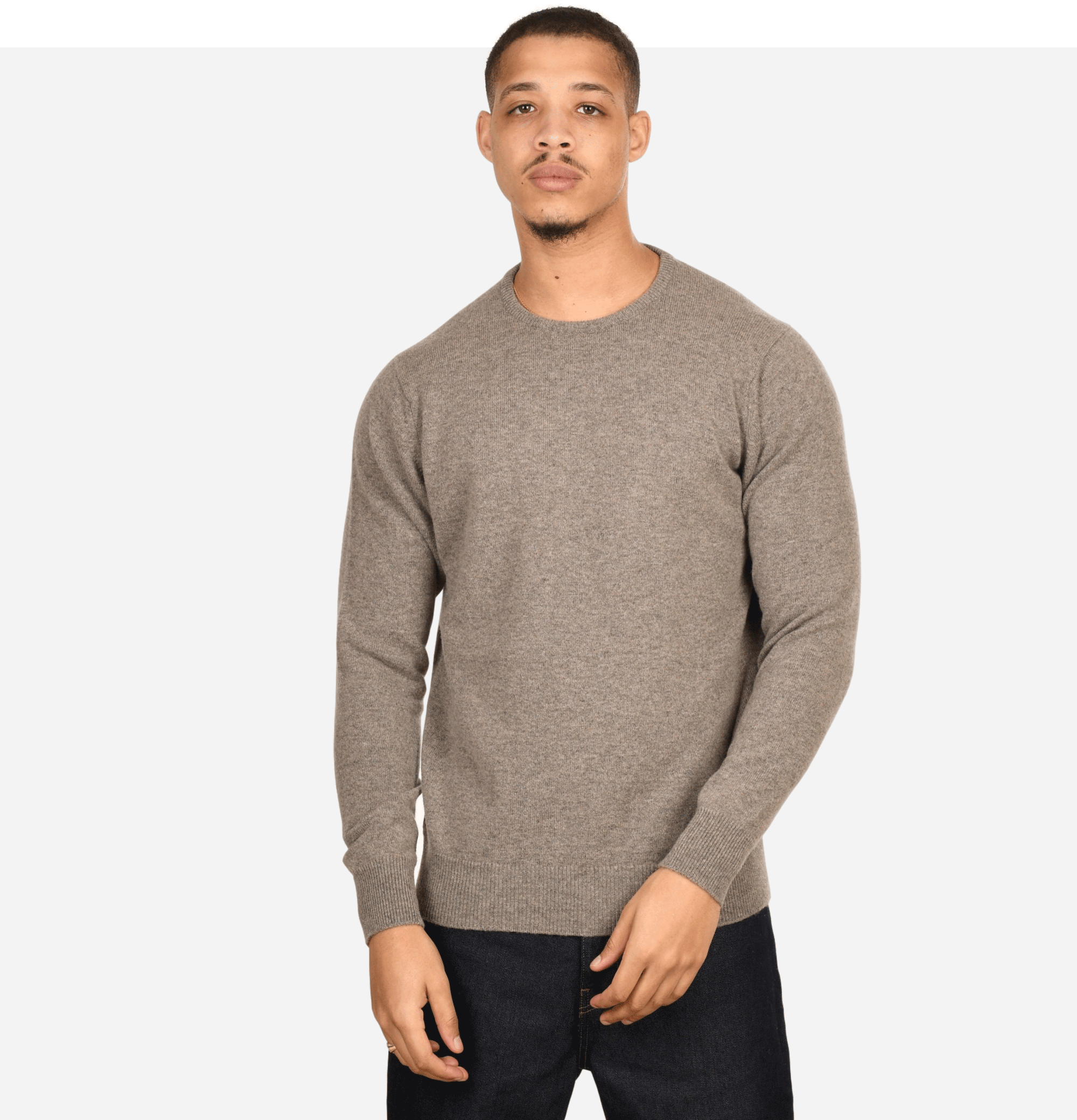 Round Neck Pullover Vole