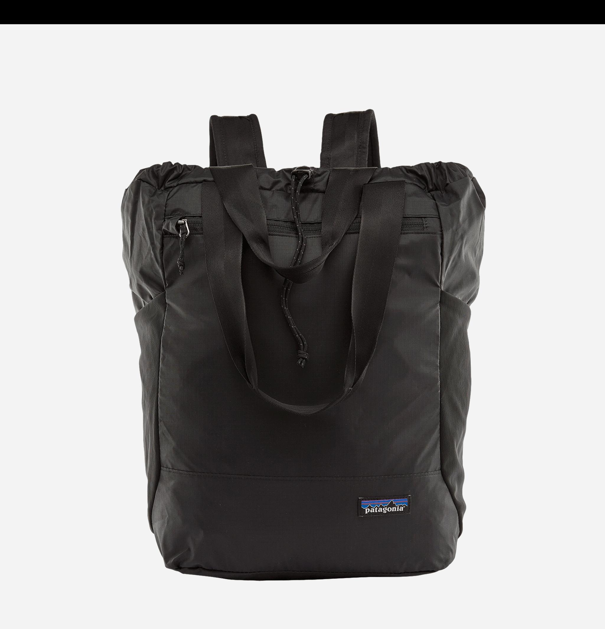 Blackhole Tote Pack Black