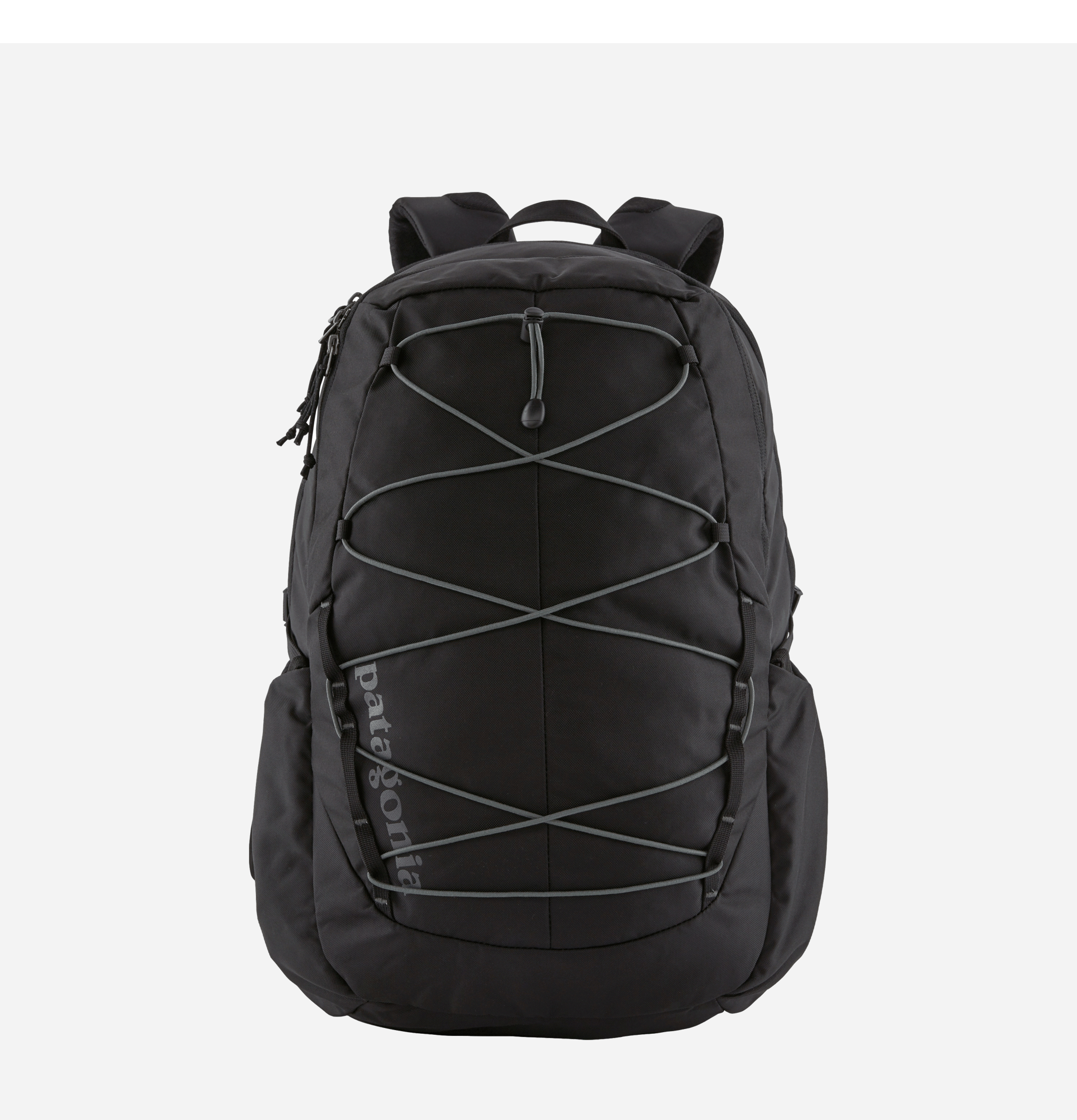Chacabuco Black Backpack 30L
