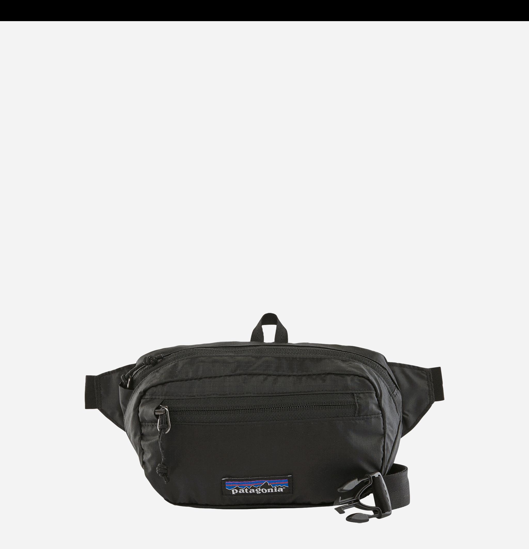 Mini Hip Pack Ultralight Black