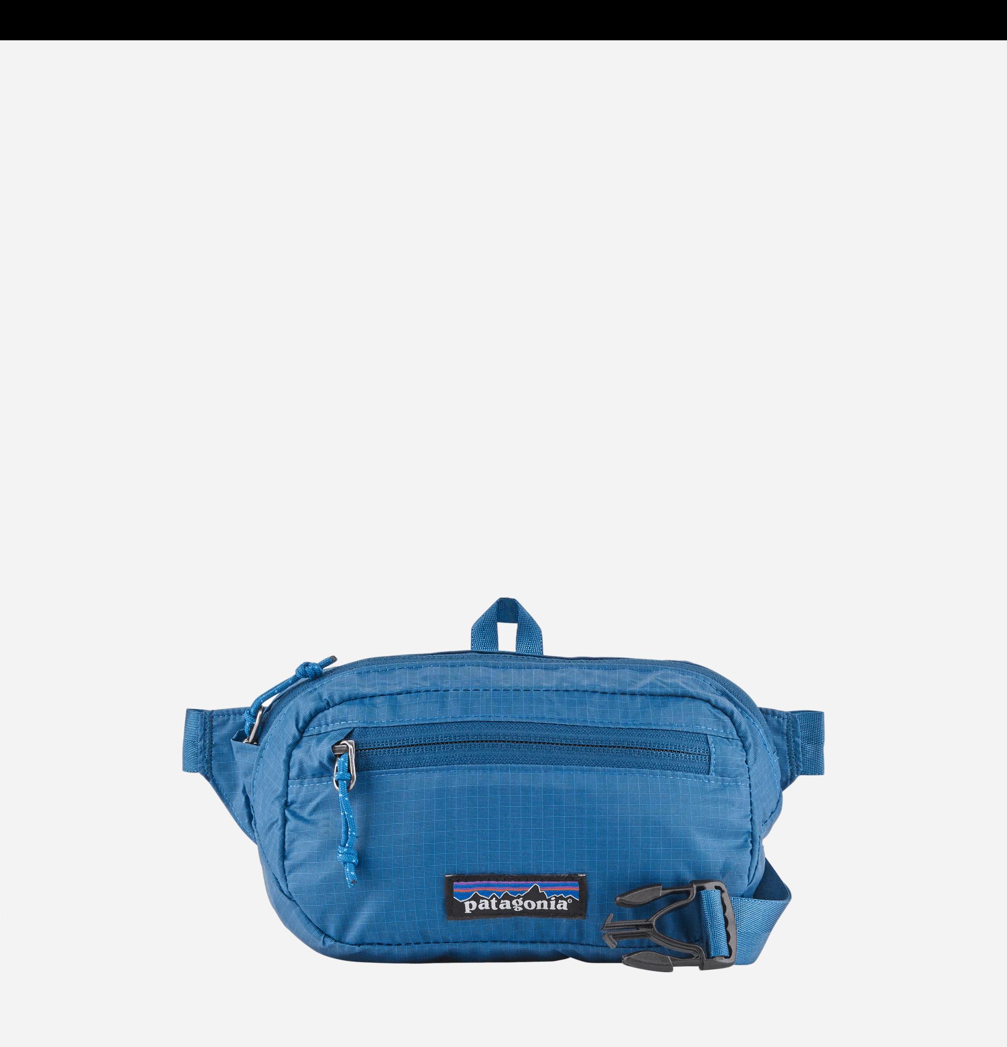 Mini Hip Pack Steller Blue