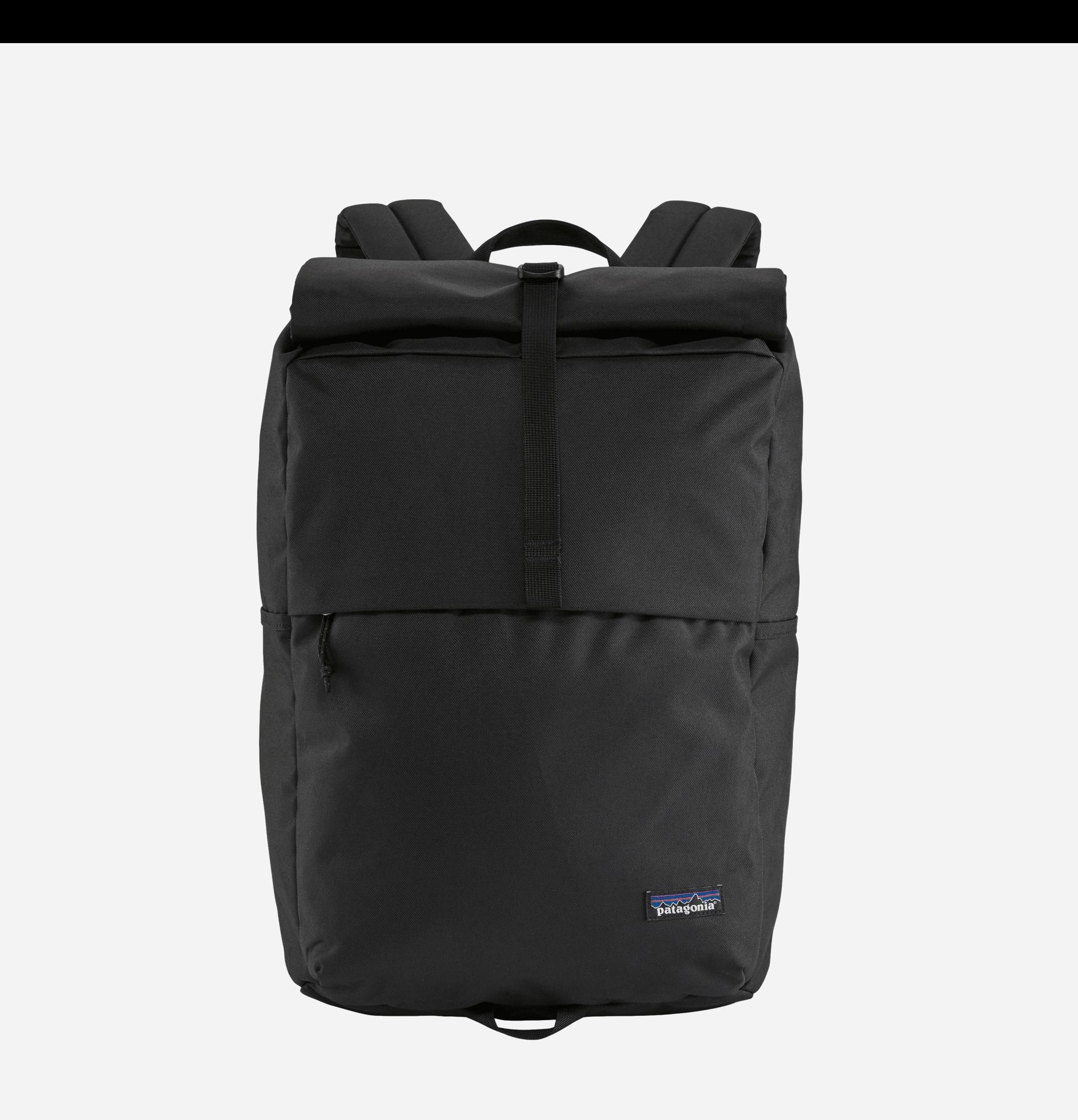Arbor Roll Top Bag 30L Black