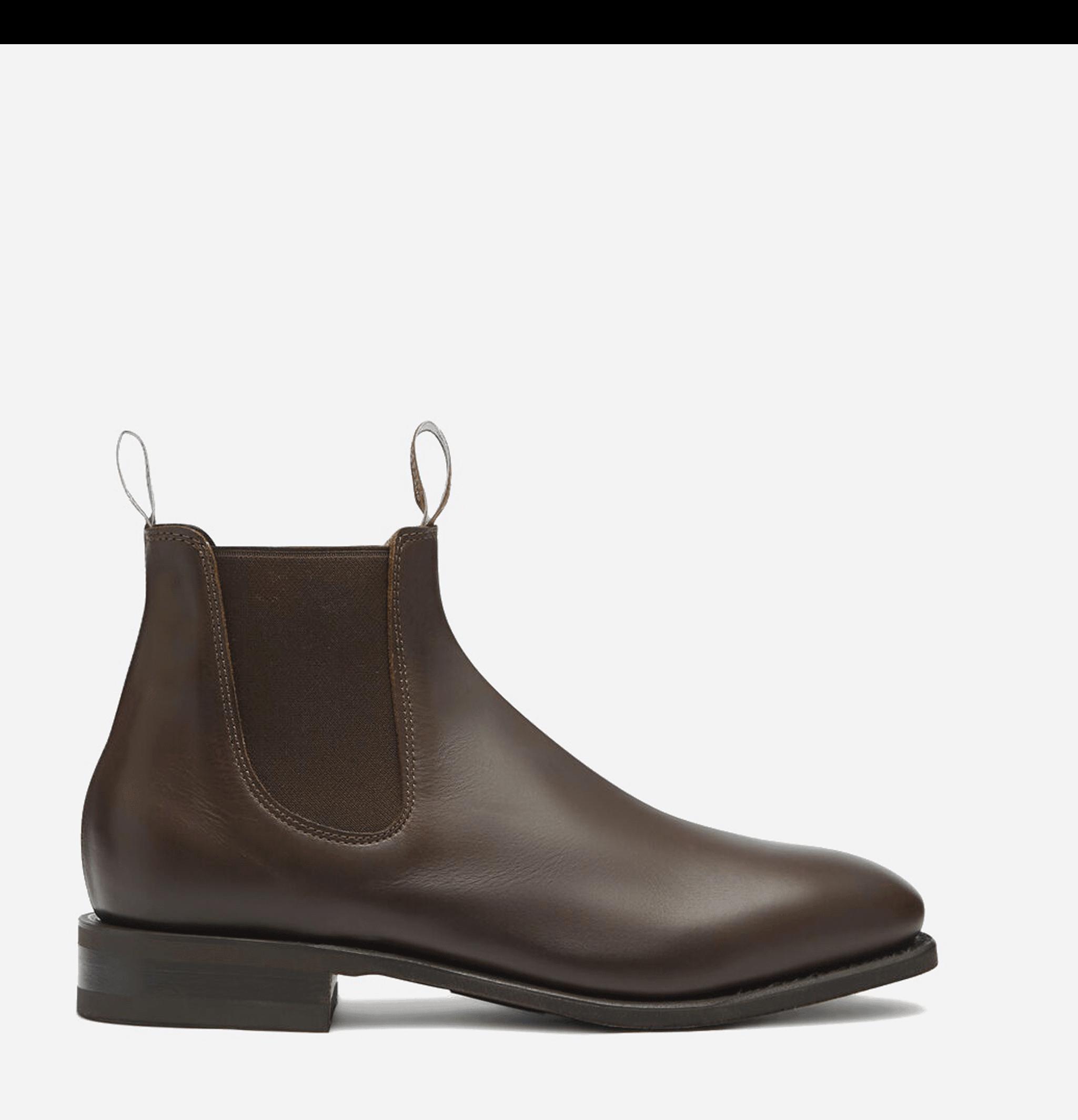 Comfort Craftsman Boots Rum