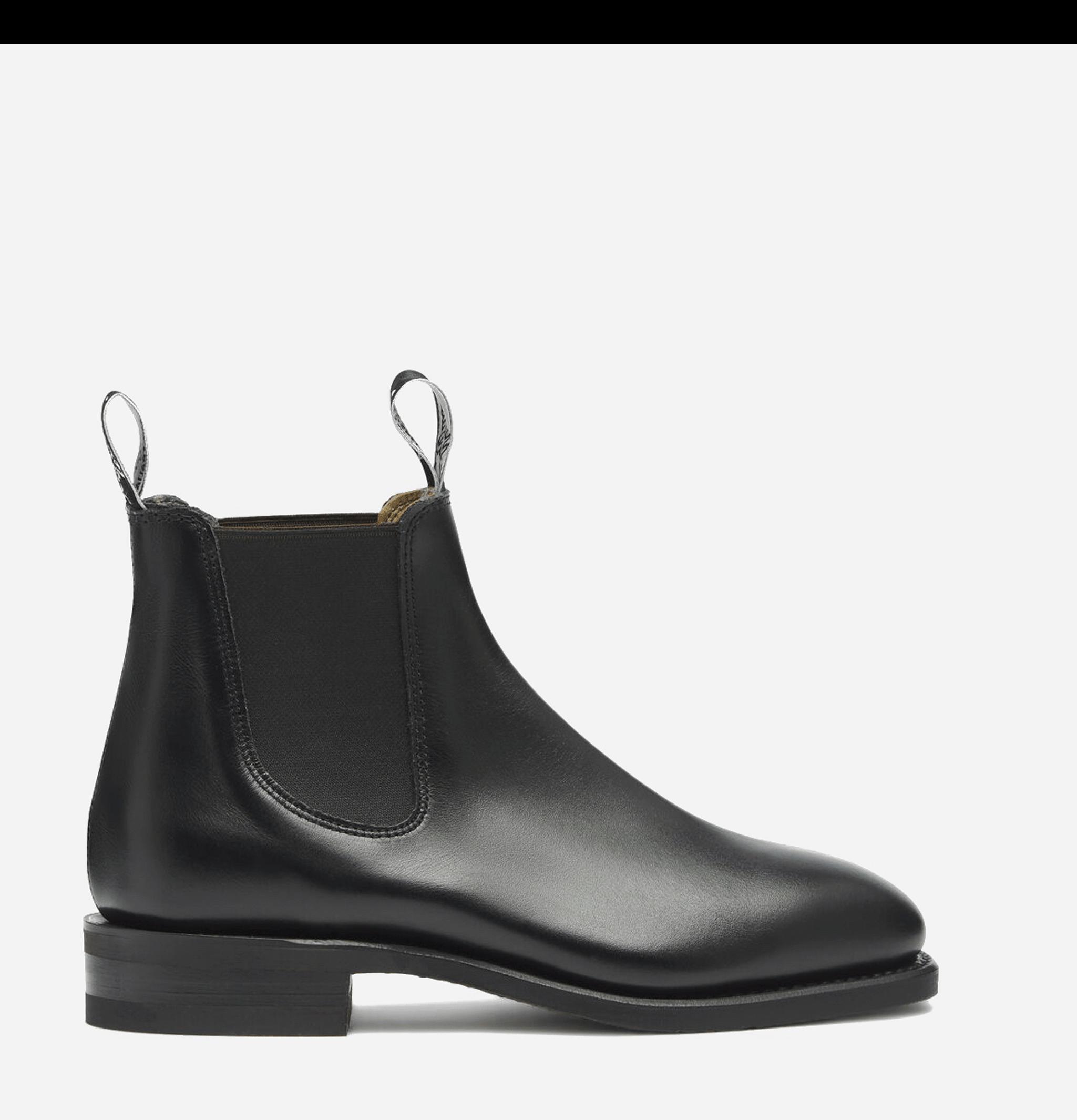 Comfort Craftsman Boots Black
