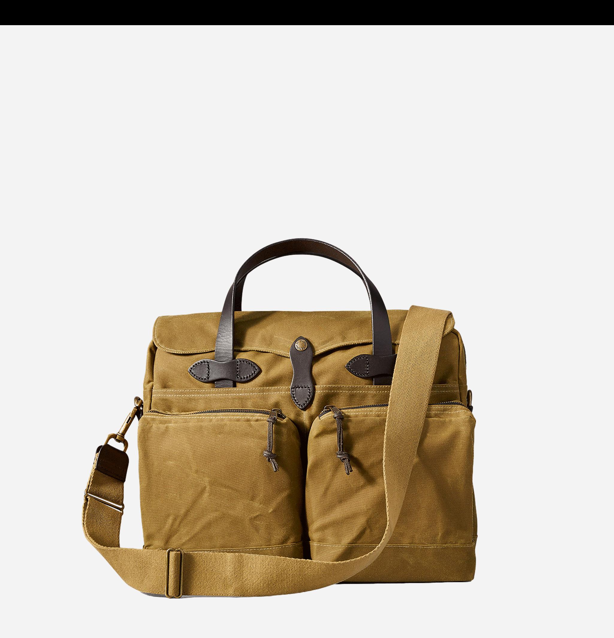 70140 - 24hr Tin Briefcase Tan