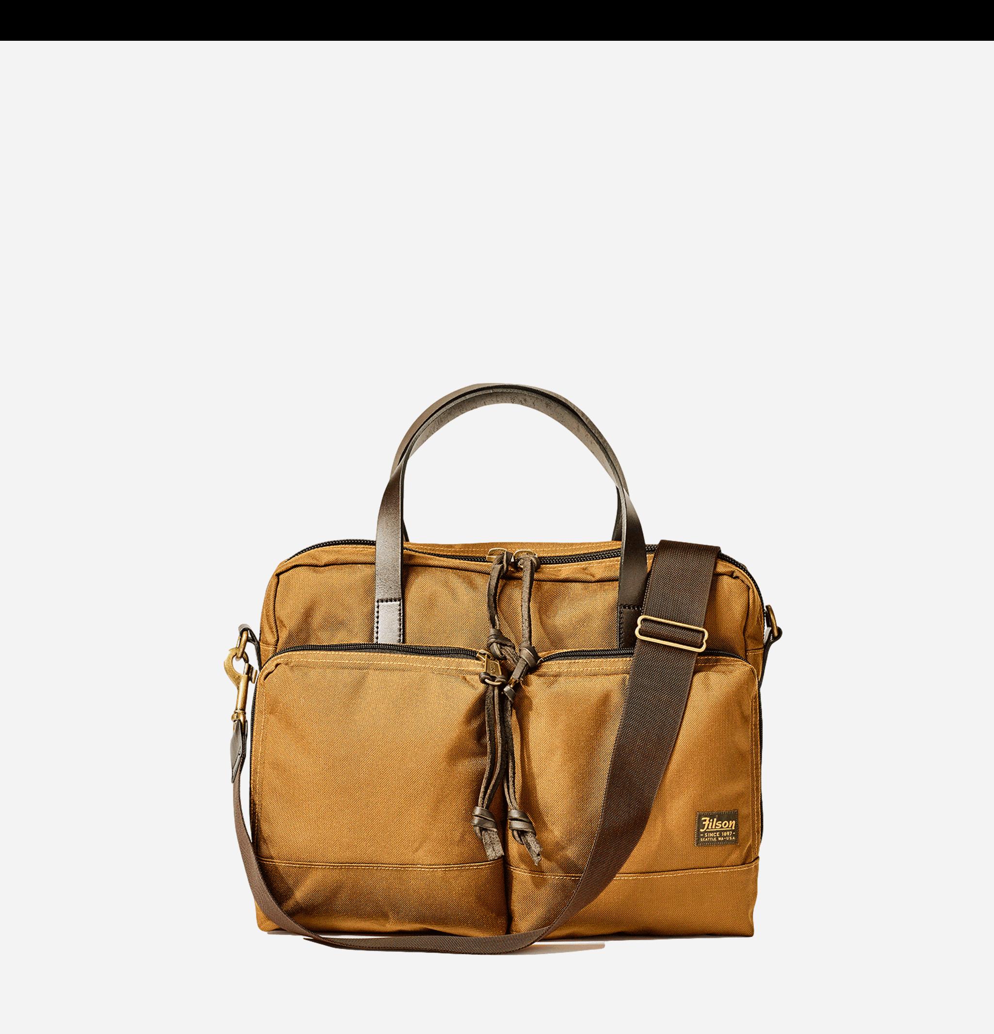 Dryden Briefcase Whiskey