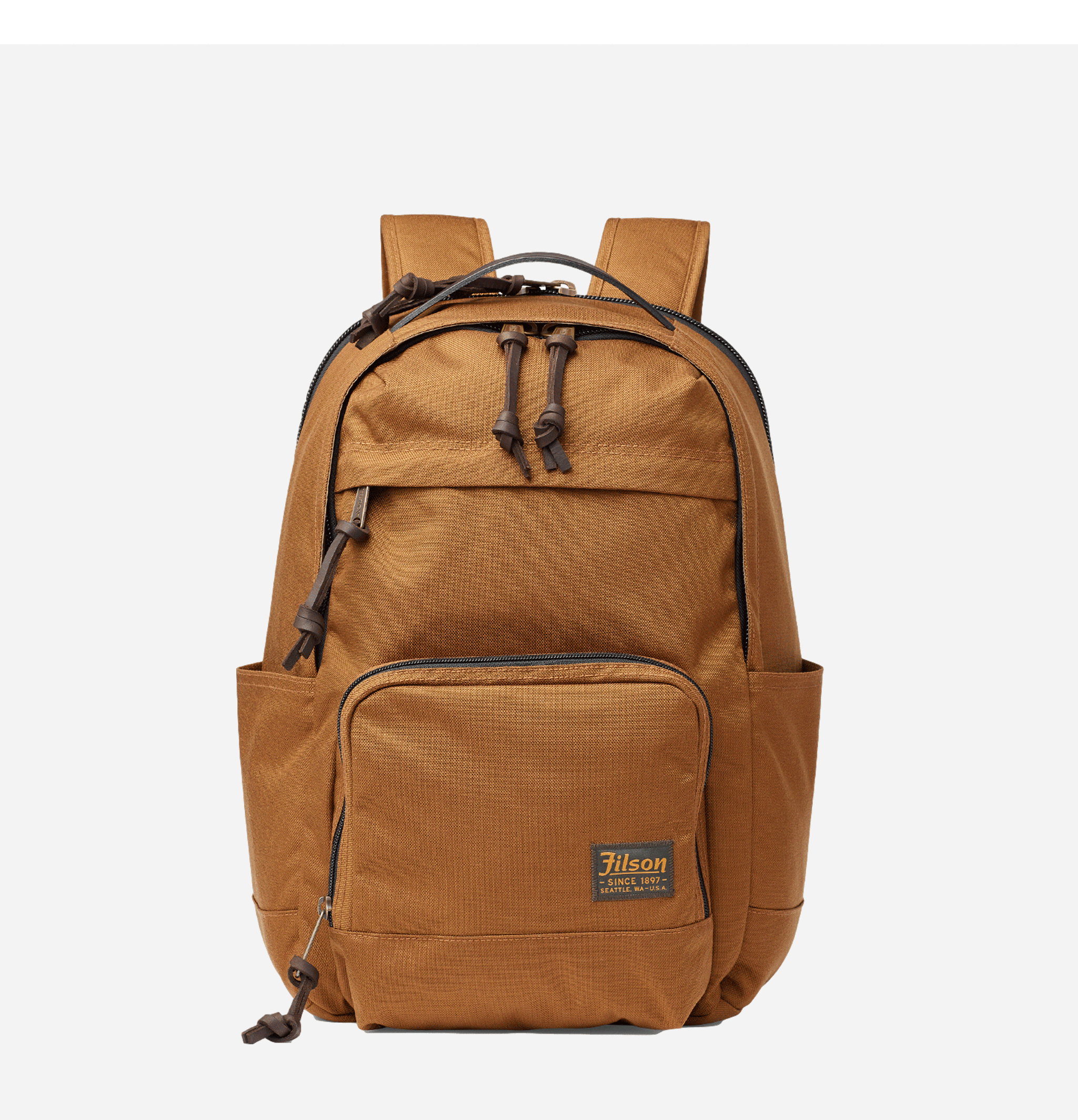 Dryden Backpack Whiskey
