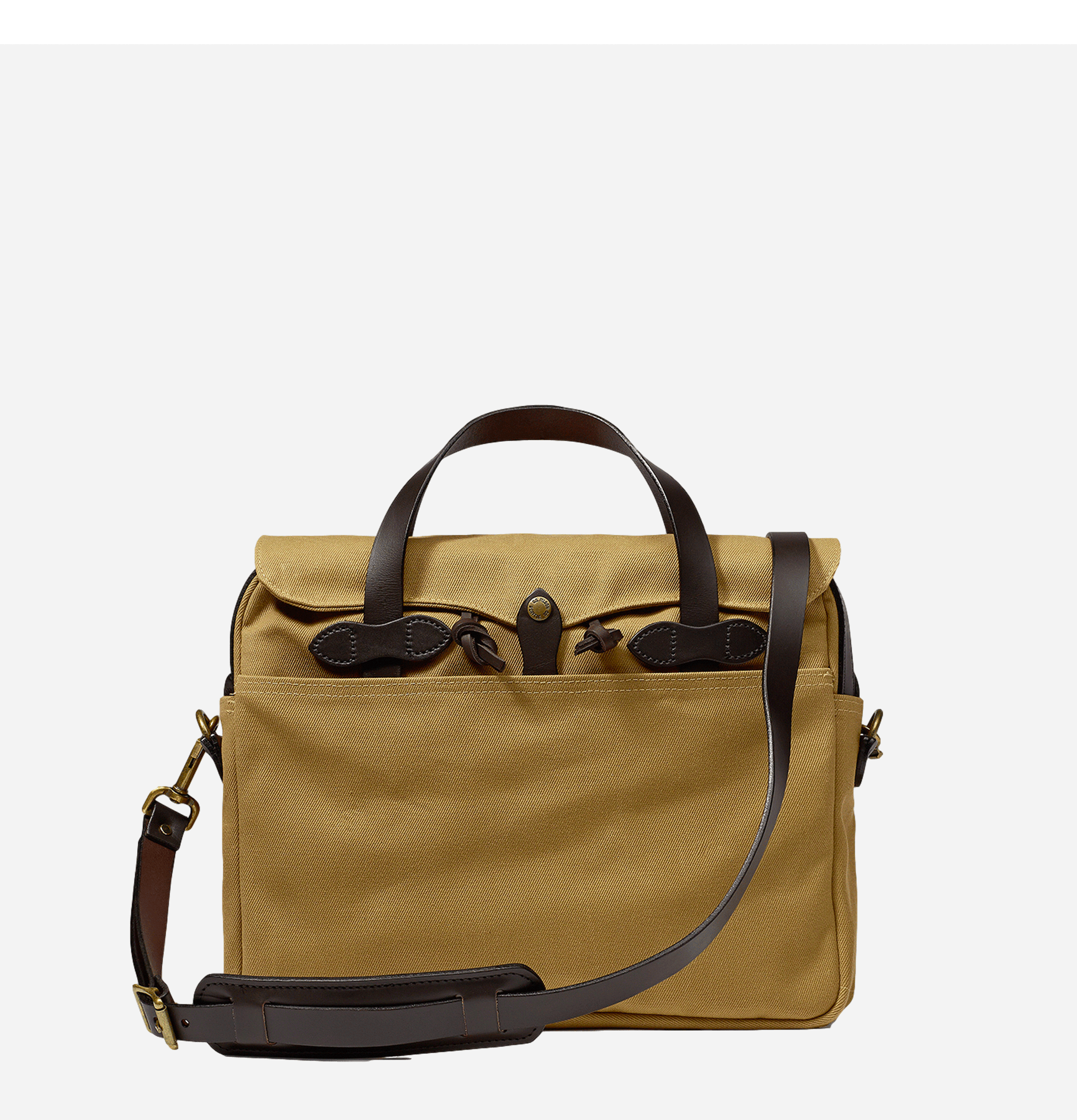 70256 - Original Briefcase Tan
