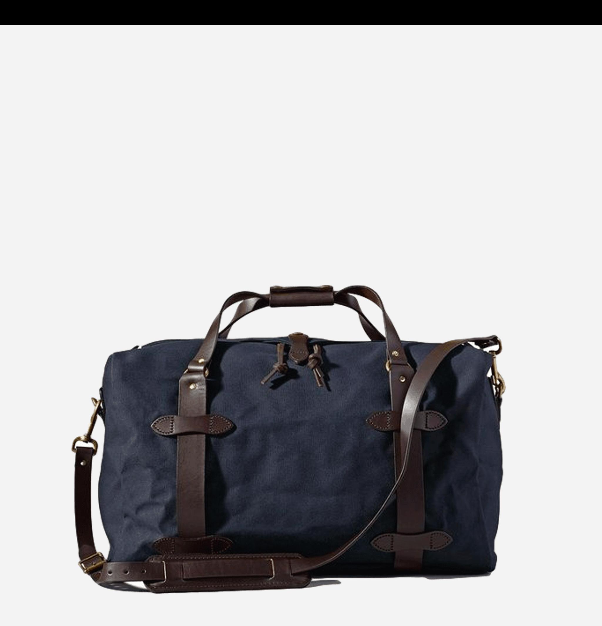 70325 - Medium Duffle Bag Navy