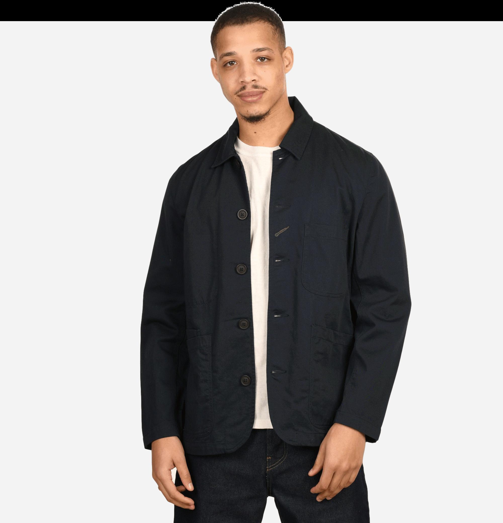 Bakers Jacket Twill Navy
