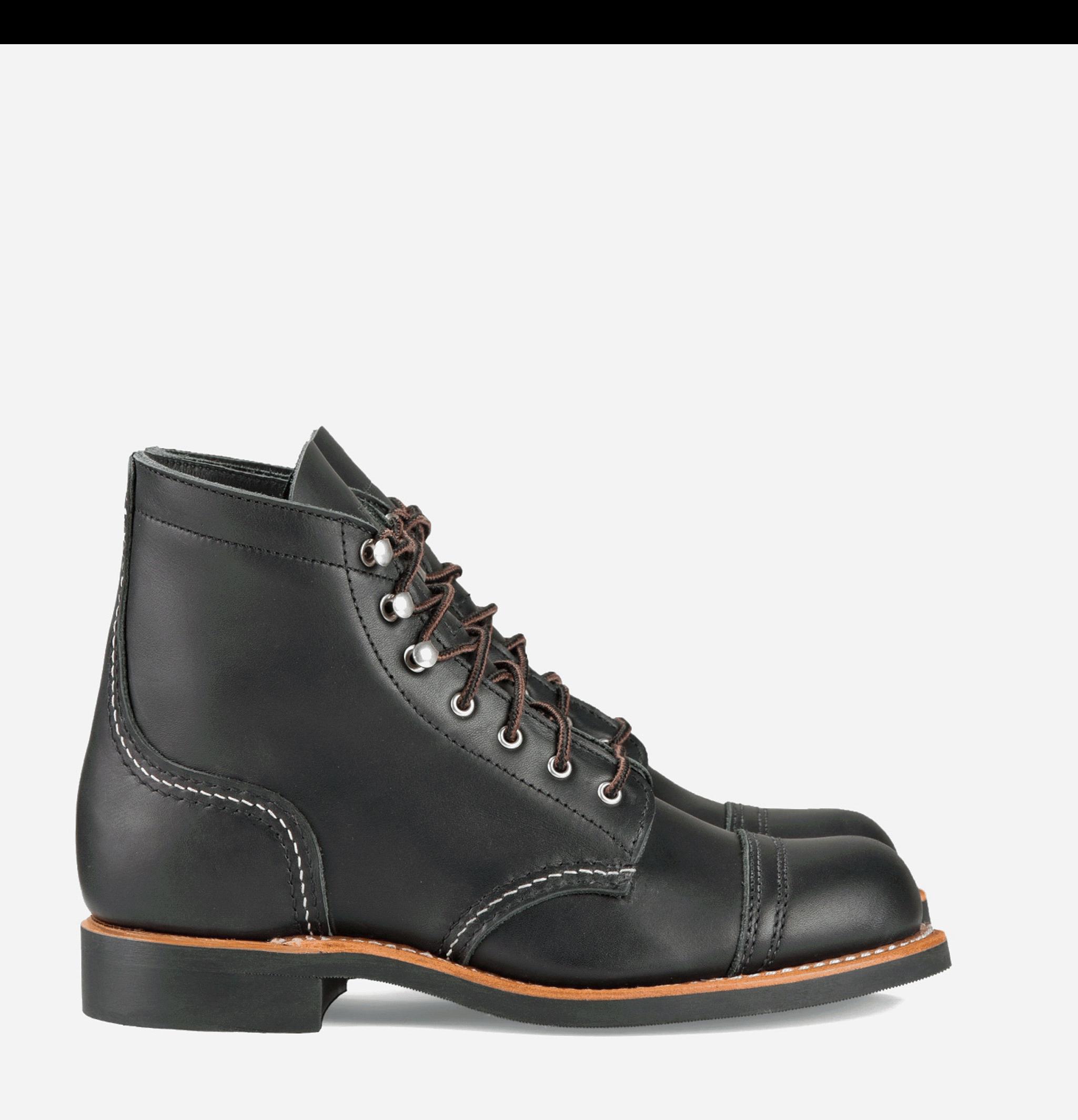 3366 - Iron Ranger Black